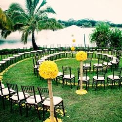 love the circle idea - the bride walks past everyone!: Outdoor Wedding, Wedding Ideas, Cute Ideas, Get Married, The Bride, Seats Arrangements, Cool Ideas, Yellow Brick Roads, Beaches Wedding