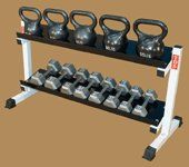 Get weight & cheap dumbbell racks to store your weights safely and prevent from any damage. Buy now -  http://www.newyorkbarbells.com/dumbellracks.html
