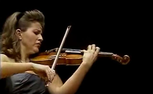 NINIVEMAIL: Anne-Sophie Mutter & Lambert Orkis plays the Médit...