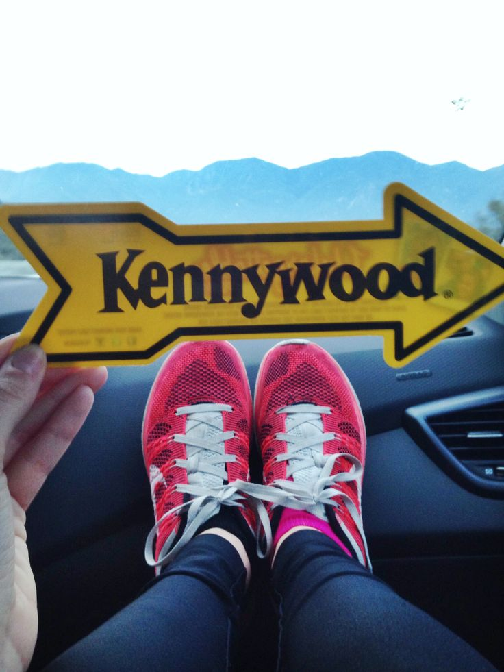 """Kennywood on the go!  @Brooke Anderson: """"Took my Kennywood arrow on a little road trip to Havesu! #KWarrow """""""