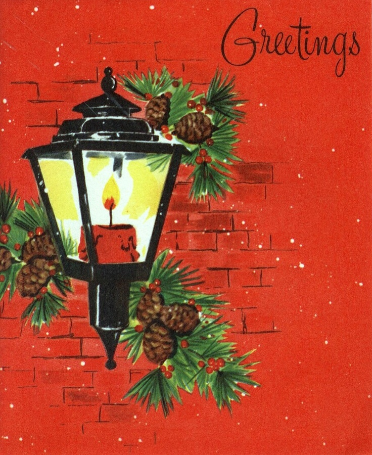 Best cards christmas lanterns images on pinterest