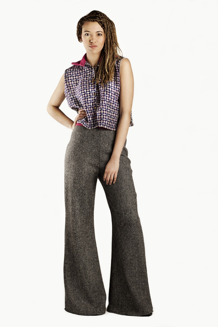 Fashion and Textile Design: Miriam Mann [photographer Justyna Kloch retoucher Liliya Ivanova]