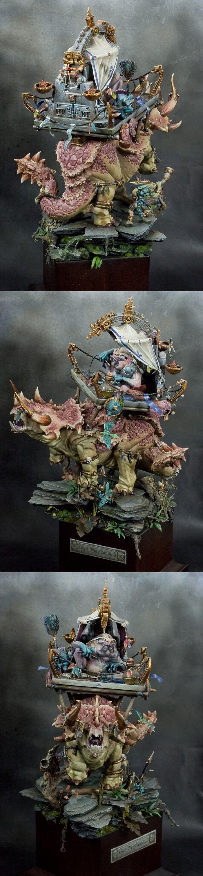 FRANCE 2009 - Monster or Rider - Demon Winner, the unofficial Golden Demon website