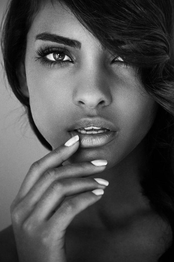 The look more over at http www gemsofgorgeousness com · woman portrait photographyfemale photographyblack white