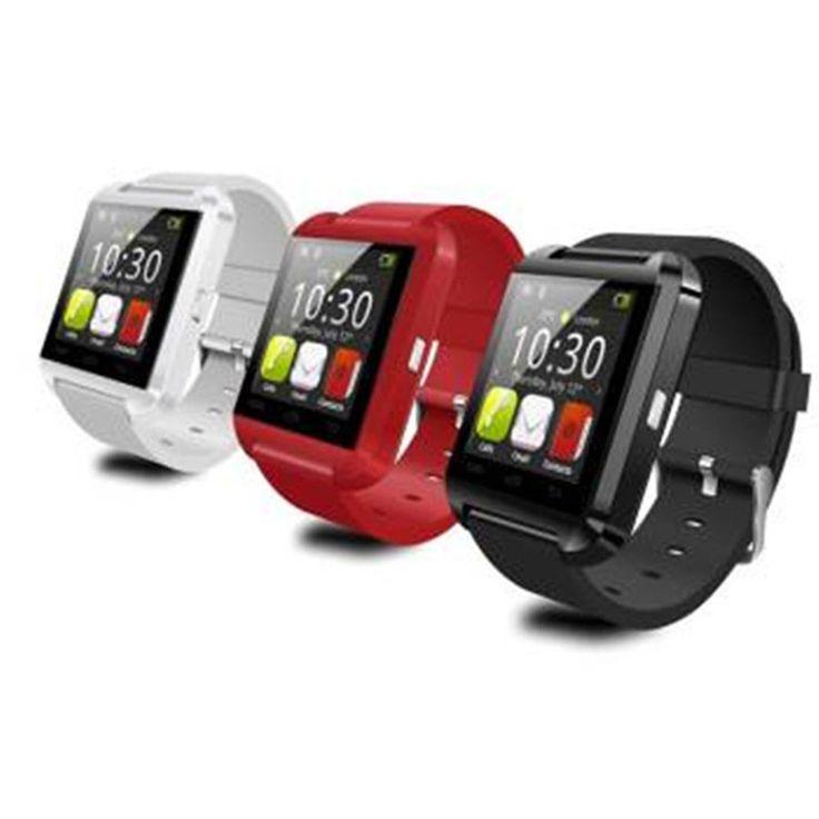 2016 neue Verkauf Reloj Smartwatch U8 Smart Uhr Bluetooth Anruf SMS Erinnerung Sitzende Schlaf-monitor Schrittzähler Reloj Inteligente //Price: $US $40.00 & FREE Shipping //     #smartuhren