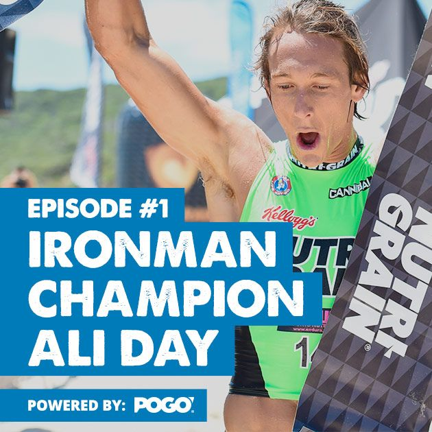The Physical Performance Show: Episode 1 Ironman Champion Ali Day