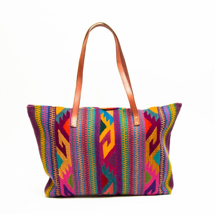 Large Lana Bags  Handmade of wool. #handbags  $179.00 www.wayuutribe.com  |