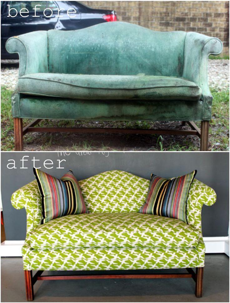 Restoring Old Furniture.