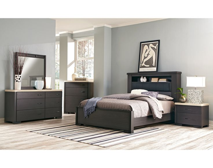 queen bedroom sets king value city furniture youth west indies set