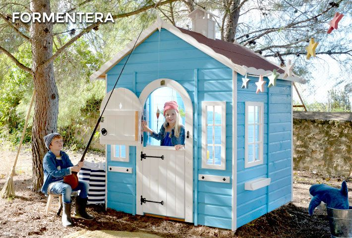 17 best images about casitas de madera infantiles peque as - Casita de madera infantil ...