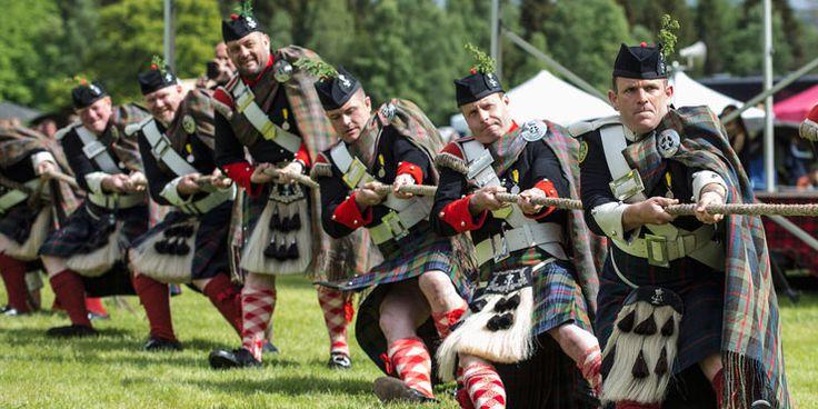 Scotland Highland games scotland, Highland games