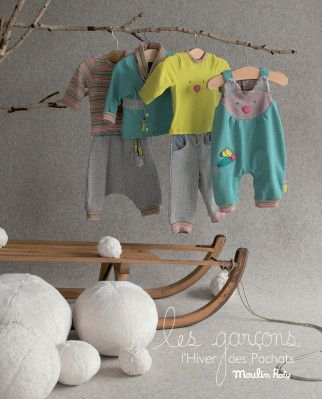 l'hiver des pachats - moulin roty
