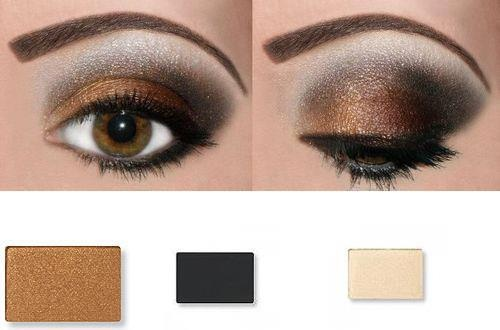 crystalline, amber blaze & coal mineral eye colors from Mary Kay