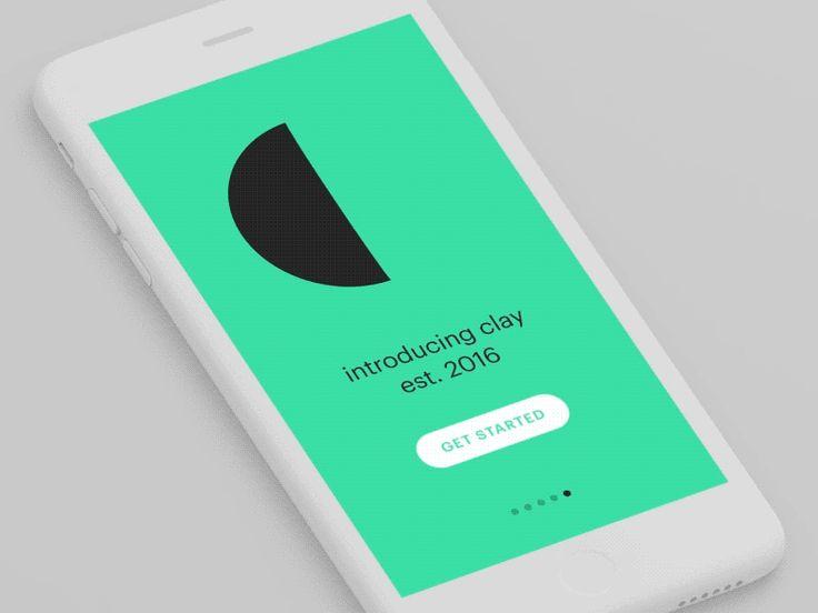 UI Interactions of the week #34 — Muzli -Design Inspiration