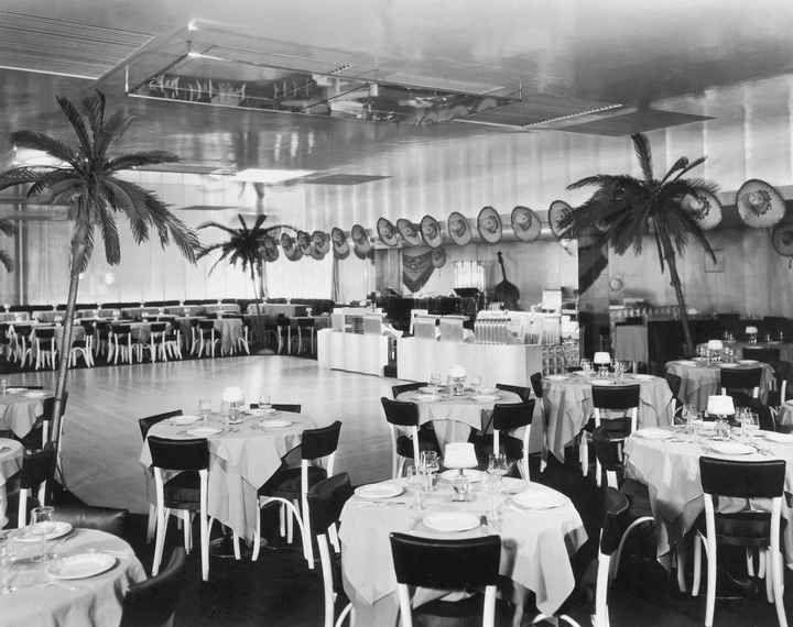 64 Best 1940s Supper Club Images On Pinterest Restaurant