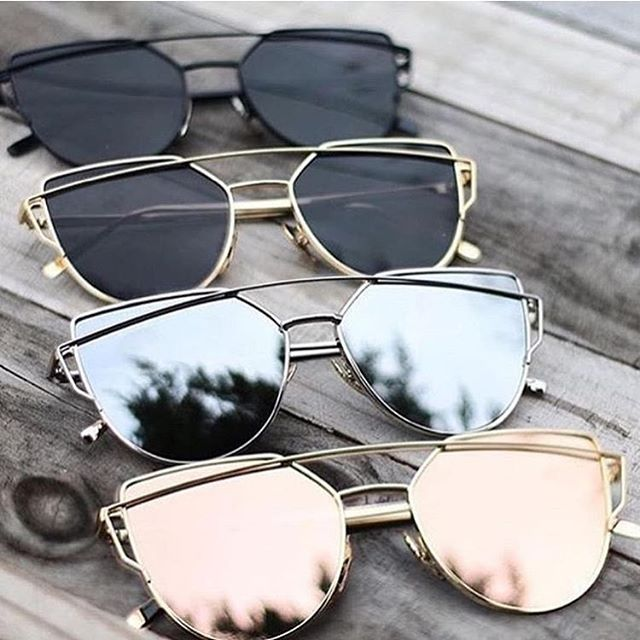 Estilos de lentes que ahora estan de moda