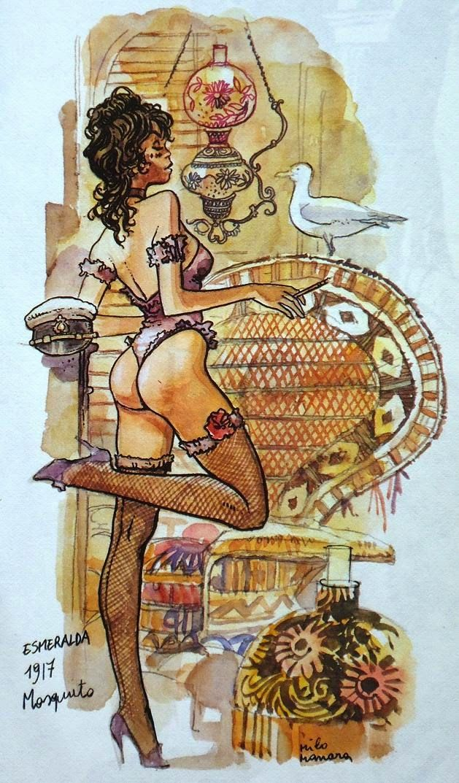 Milo Manara... | Kai Fine Art