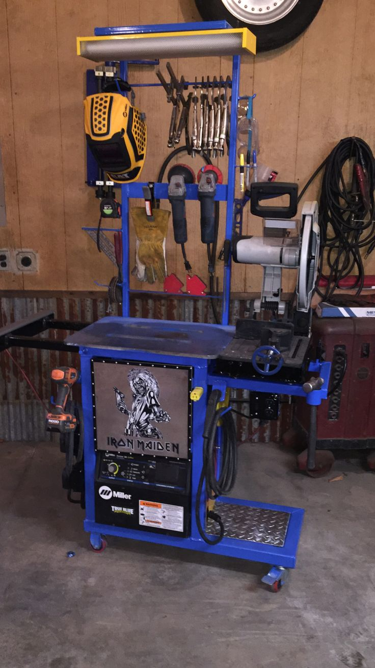 Welding table                                                                                                                                                                                 More
