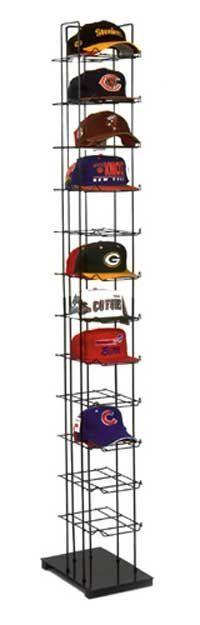 Closet For Him: Cap Rack   Baseball Cap Tower. Teen BedroomKitchen RacksStorage  IdeasBaseball ...