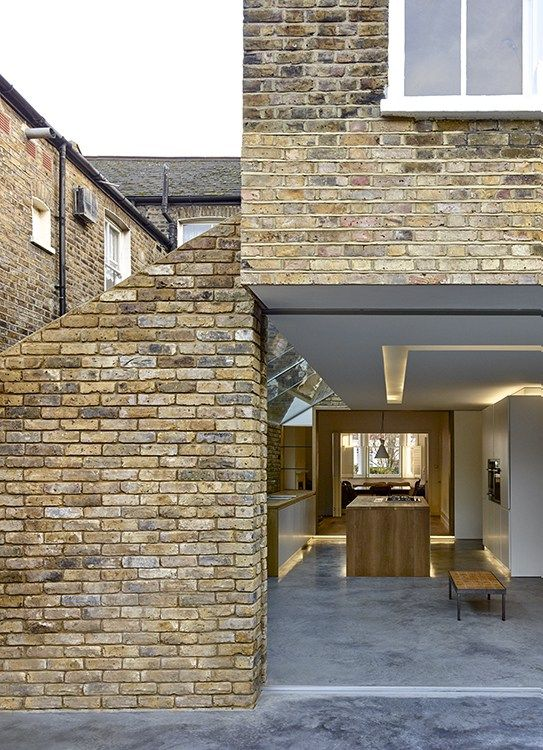 Coffey Architects_Modern Side Extension_8_London