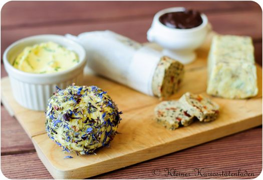 Kleiner Kuriositätenladen: Alles in Butter!