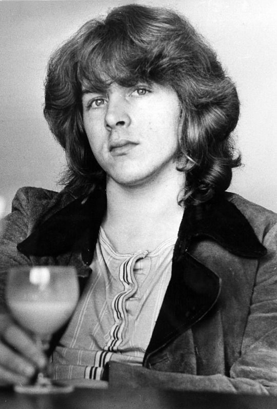 Guitarist Mick Taylor around the time he joined the Rolling Stones, c. 1969