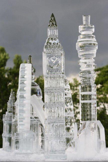 Esculturas de China De Londres
