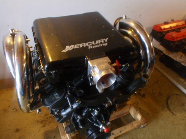 mercruiser racing engine powered by hps.tienda  525HP