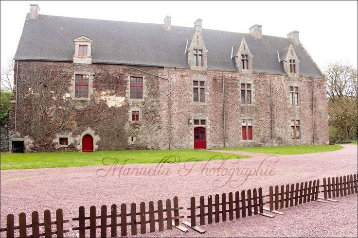 Le Château de Comper et Paimpont