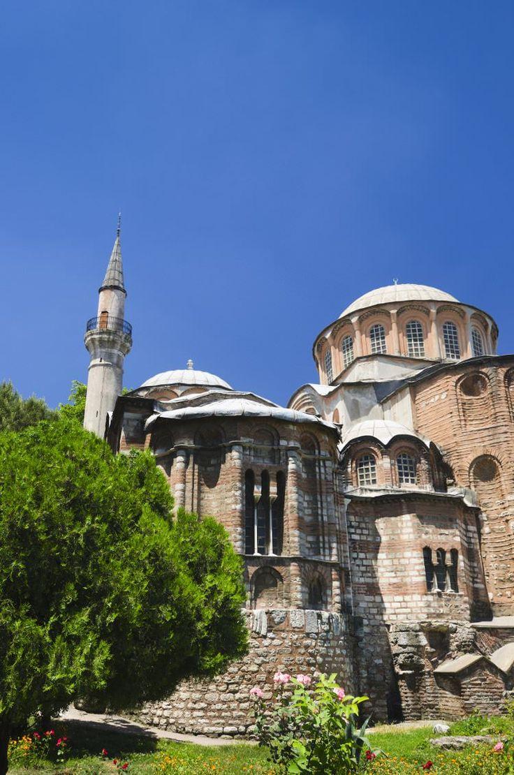 Kariye Museum (Chora Church) Istanbul.