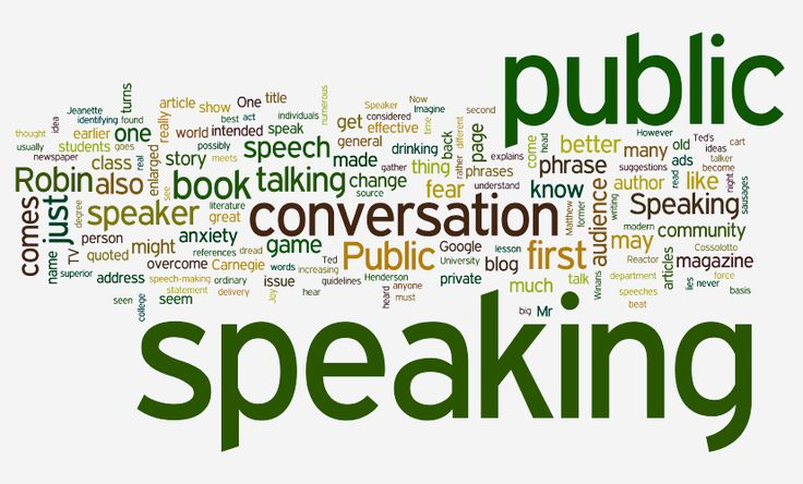 What You Will certainly Pick up from Public Speaking Training