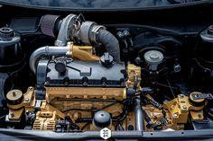 VW TDI bay