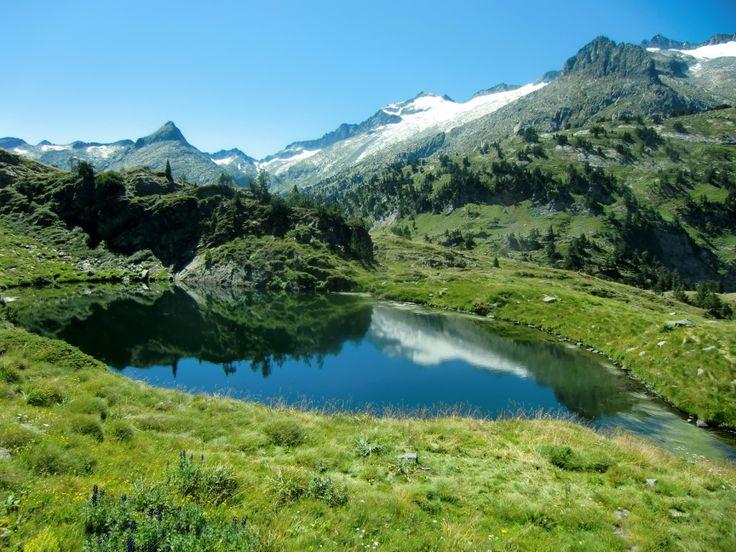 Ibones de Villamuerta   Excursiones por Huesca