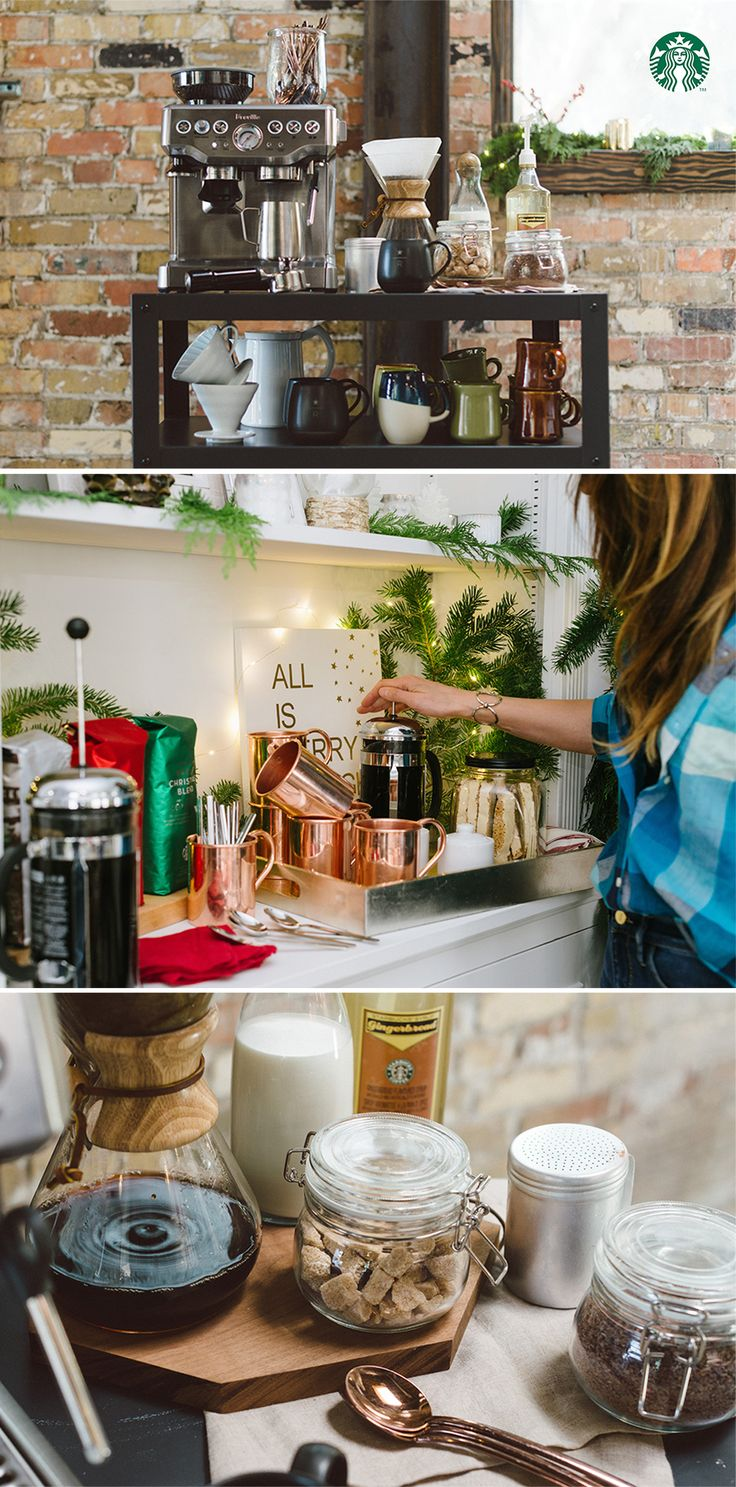 7 Tips for Creating the Ultimate Coffee Bar.