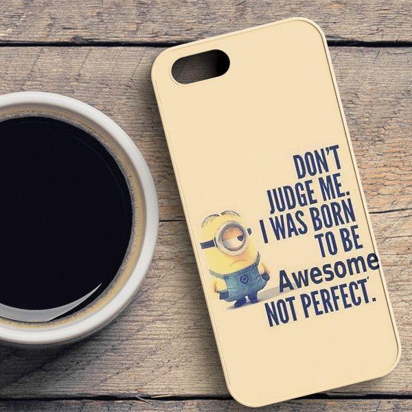 Best Minion Whaaat Idea iPhone SE Case | casefantasy