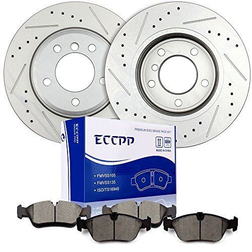 Front Max Performance Ceramic Brake Pads 2001-2005 325i 325xi 325Ci