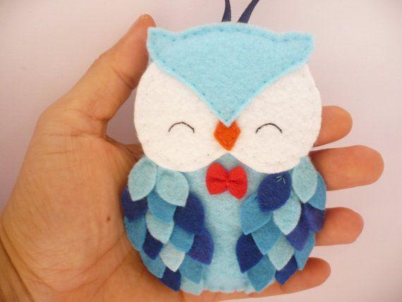 25 unique Felt owl pattern ideas on Pinterest  Felt patterns