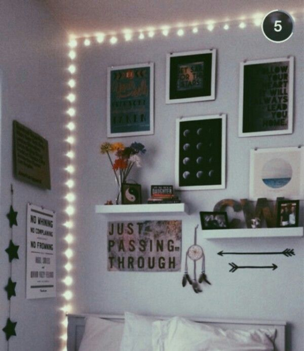 Mejores 504 im genes de decoracion d en pinterest for Cuarto estilo tumblr