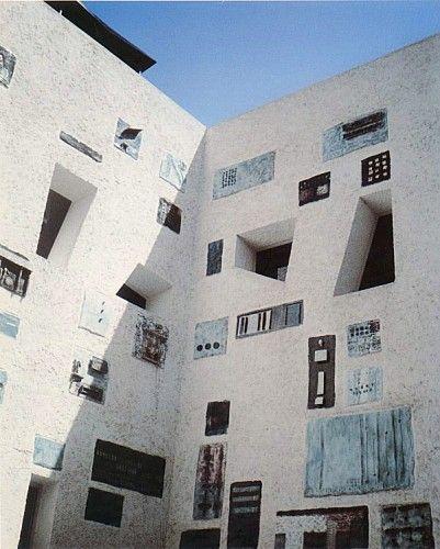 Villa Nemazee in Tehran by Gio Ponti, ویلا نمازی در تهران اثر جیو پونتی | www.caoi.ir