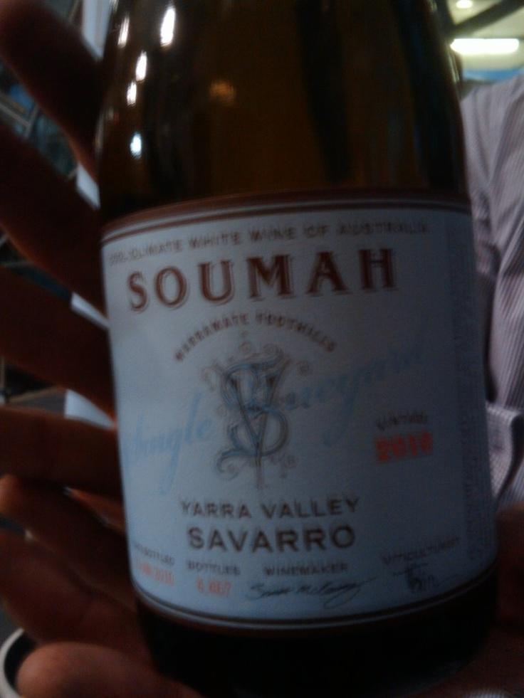 Soumah, Yarra Valley Savarro