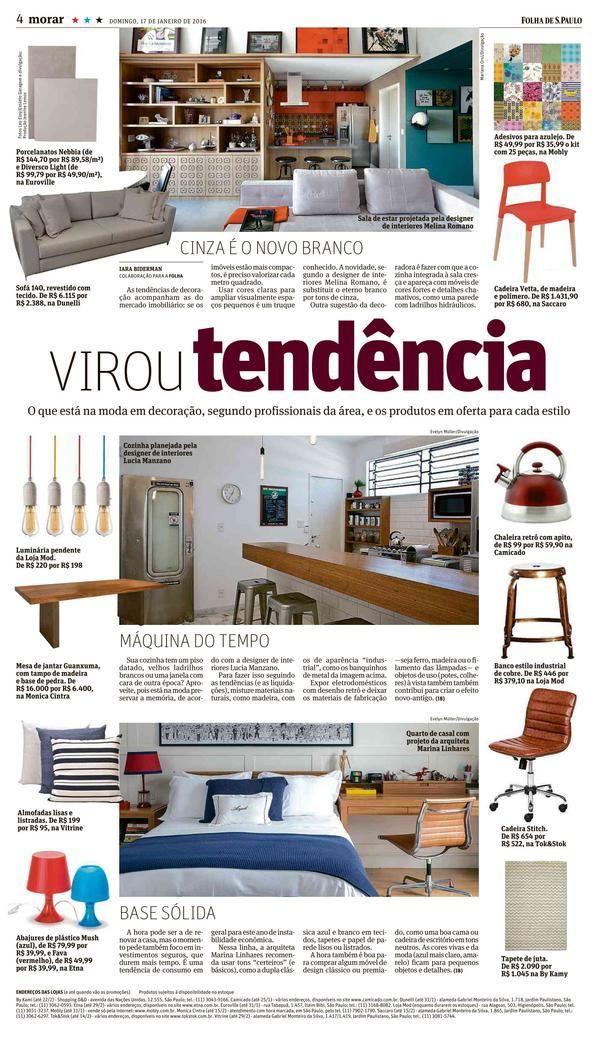 Folha de S.Paulo - Edição de 17/01/2016