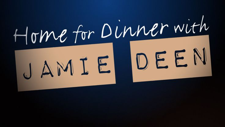 Food Network: Home for Dinner with Jamie Deen - FoodNetwork.com - Love this show!