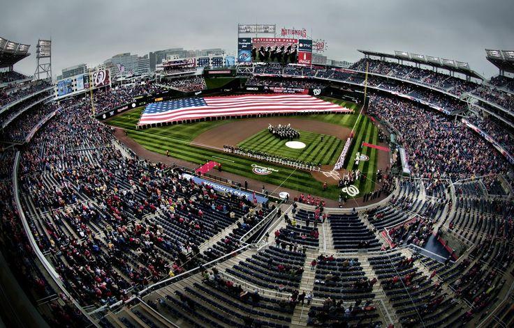 washington nationals | Washington Nationals Stadium: A revolution in backstops : Burbank ...