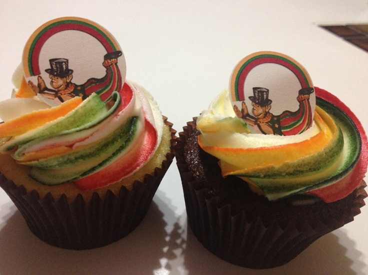 Cabaret Cupcakes!  Thanks to @CakedayAU expect these tasty treats at selected venues across the Festival :[]