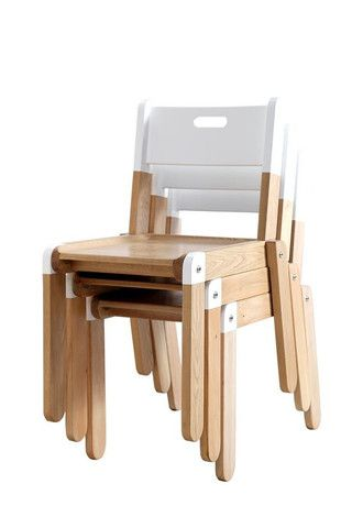 Flatstack Dining Chair - Complete Pad ®