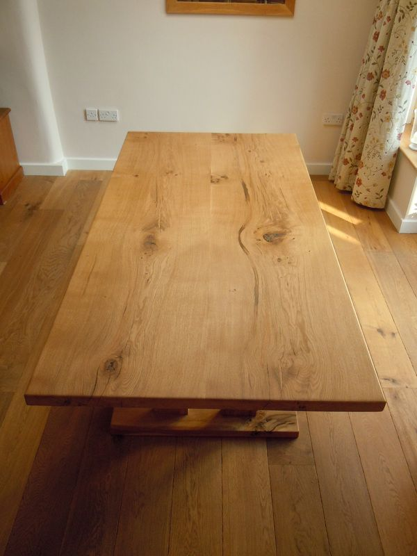 handmade kitchen furniture uk bespoke tables oak dining table