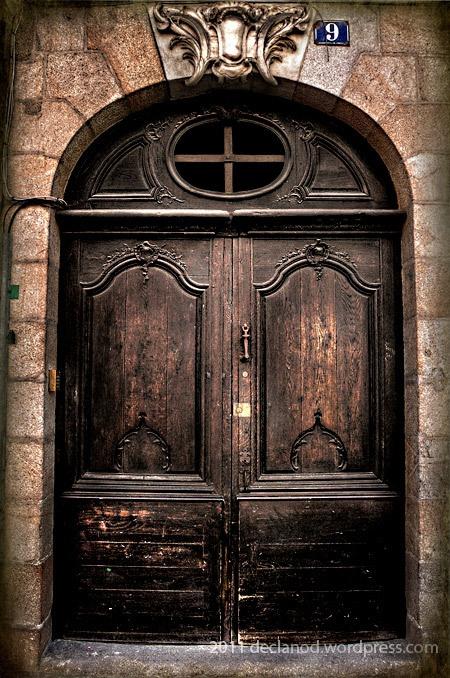 98 best images about doors that i love on pinterest for Baroque door handles