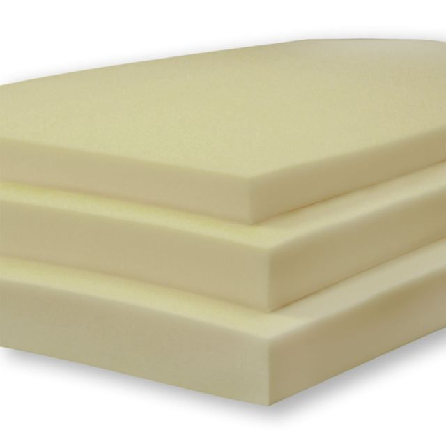 UPHOLSTERY FOAM SHEET HIGH DENSITY ANY THICKNESS SIZE