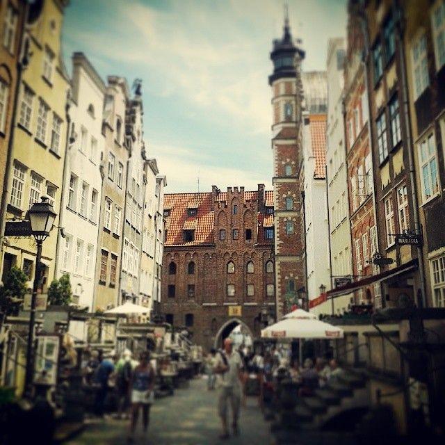 #gdansk #instagram #ilovegdn #mariacka #street
