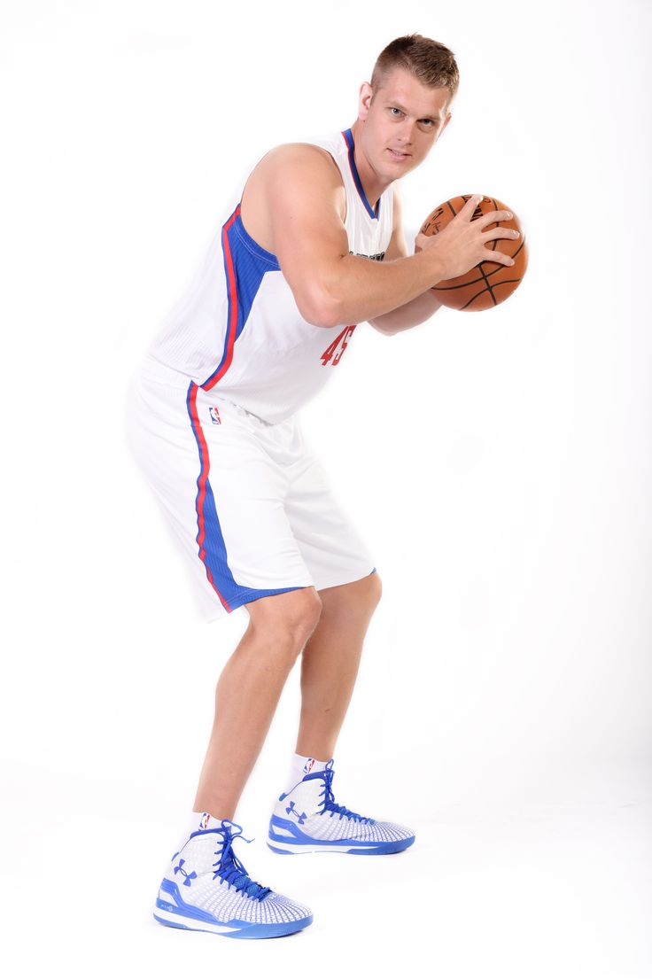 Cole Aldrich #Clippers #Basketball